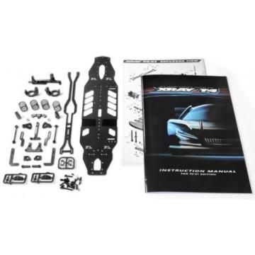 300947 Xray T4 2021 - Alu Flex Conversion Set
