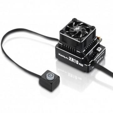 Hobbywing XR10 Pro G2 Brushless ESC (Black)