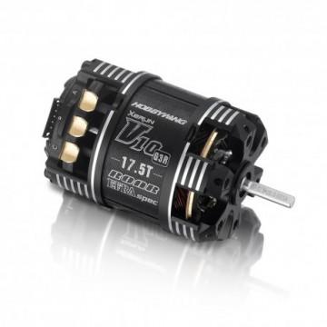 Hobbywing XERun V10 G3R 17.5T Sensored Brushless Motor