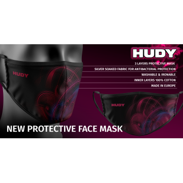 286990 HUDY FACE MASK