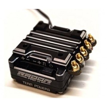 Team Powers Radon Pro V4 (200A) Electronic Speed Control (includes USB device)